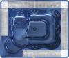 Бассейн спа Jacuzzi VIRGINIA 2570х2190х980мм (чаша без емкости)