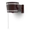 Обливное устройство 20л (лиственница венге со специальным покрытием)