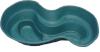 Декорат.пруд 3200л зеленый (385х178х95см)