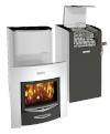 Дровяная печь для бани HARVIA CLASSIC 220 DUO (без камней)