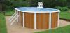 Бассейн Эсприт-биг овальный глубиной 1.32м, размером 5.5х3.7м (комплект)