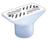 Форсунка переливного желоба пласт 9м3/ч, Д.63, плитка арт. 00302