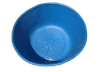 Купель 1700л     150*150*100     цвет синий