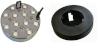 Генератор тумана с 12-ю мембранами и поплавком, арт. DK12-36C