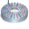 Кольцо светодиодное RGB (не управл),  6.0Вт, стальное, Д.34мм х 100мм, с трансф 12В (SUPERPOND), арт. LR-96C