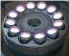 Кольцо светодиодное RGB (смена цвета при вкл/выкл), 15Вт, пластиковое, Д.70мм х 485мм, с трансф 12В, арт. MC480-12C(RGB)