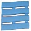 Коврик SOFT STEP №7 шириной 60см голубой