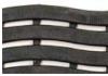 Коврик SOFT STEP №21 (?23) шириной 60см темно-серый
