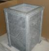 Облицовка талькохлорит АКРОПОЛЬ с фигурными уголками для печи KASTOR KSIS-37JK