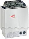 Электрическая печь HARVIA TRENDI KIP90T STEEL (без камней)