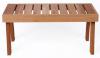 Лавка 0.87м х 0.4м, высота 0.43м, (канадский кедр), арт. 521-D