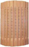 Абажур стеновой рассеивающий (липа), арт. А-201