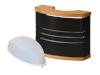 Абажур стеновой HARVIA черный со светильником 40Вт, арт. SAS21107