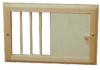Вентиляционная задвижка большая (липа), арт. РВ-6