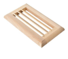 Вентиляционная решетка малая (липа), арт. А-402
