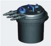 Фильтр напорный для пруда V=6м3 (3м3 c рыбами) с УФ, с промывкой (необходим насос 9м3/ч), арт. CPF-180