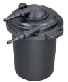 Фильтр напорный для пруда V=8м3 (4м3 c рыбами) с УФ, без промывки (необходим насос 5-8м3/ч), арт. EFU-8000