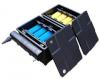 Фильтр безнапорный для пруда V=60м3 (30м3 c рыбами) с УФ (необходим насос 10м3/ч), арт. CBF-550B+CUV-236