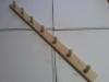 Вешалка с 7-ю крючками (липа), арт. В-7