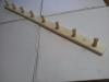 Вешалка с 8-ю крючками (липа), арт. В-8