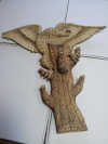 Вешалка ОРЕЛ (липа), арт. 000923