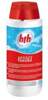 HTH Гипохлорит кальция (75% свободного хлора) 2.0кг (в гранулах) для использования в помещениях, арт. 76054