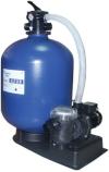 Фильтровальная установка AZUR 10 Д.475, 9.0м3/ч, 0.65кВт, 220В, арт. 1709918000