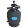 Фильтр Д.400 EMAUX 6.0м3/ч с верхним вентилем, арт. P400