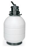 Фильтр Д.500 IML ROMA 9.0м3/ч с верхним вентилем, арт. MEC-500-VT