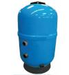 Фильтр с высотой слоя песка 0.80м IML LISBOA Д.500, 9.0м3/ч без бокового вентиля 1 1/2