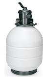 Фильтр Д.600 IML ROMA 16.0м3/ч с верхним вентилем, арт. MEC-600-VT