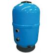 Фильтр с высотой слоя песка 0.80м IML LISBOA Д.750, 21.0м3/ч без бокового вентиля 2