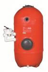 Фильтр с высотой слоя песка 1.0м KRIPSOL SAN SEBASTIAN Д.900, 30.0м3/ч с боковым вентилем, арт. HCFS35212LVA
