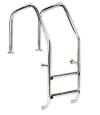 Лестница IML OVERFLOW стальная А316 с 2 ступенями с противоскользящими накладками (Испания), арт. PS-0801