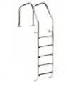 Лестница IML OVERFLOW стальная А316 с 5 ступенями с противоскользящими накладками (Испания), арт. PS-0804