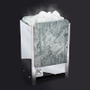 Электрическая печь KARINA TETRA в камне кварцит вертикальный 10 кВт, 380В