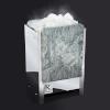 Электрическая печь KARINA TETRA в камне кварцит вертикальный 16 кВт, 380В