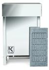Электрическая печь KARINA ECO в камне талькохлорит горизонтальный 3 кВт, 220В