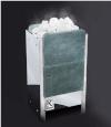Электрическая печь KARINA TETRA  в камне талькохлорит вертикальный 8 кВт, 380В