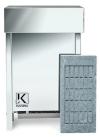 Электрическая печь KARINA ECO в камне талькохлорит горизонтальный 8 кВт, 380В