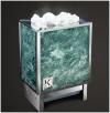 Электрическая печь KARINA QUADRO  в облицовке змеевик 9 кВт (мал), 220/380В