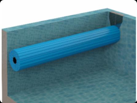 Сматывающее устройство подводное AQUASECTOR В-6, арт. АС 18.06П
