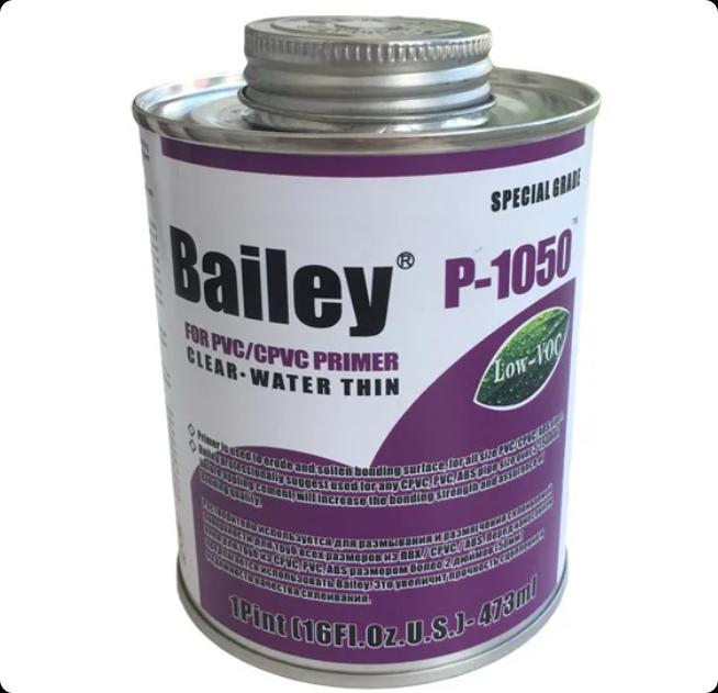 ПВХ Растворитель BAILEY P-1050 473мл