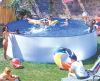 Бассейн Baden круглый, глубина 1,2 м диаметр 8,0 м