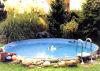 Бассейн Baden круглый, глубина 1,5 м диаметр 2,0 м