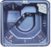 Бассейн спа Nordic Escape Premium R 2080х2040х890мм